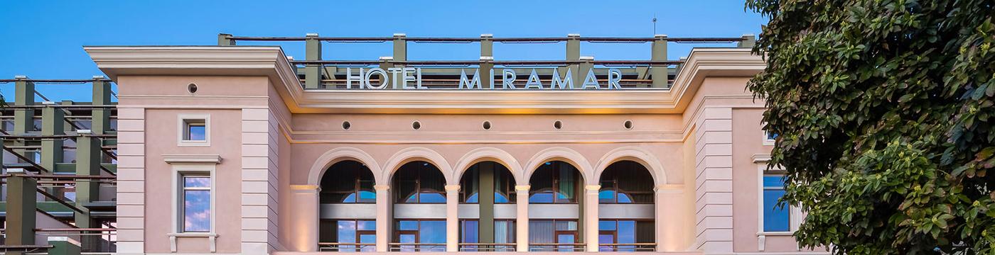 Фотграфия отеля Miramar Barcelona фасад - Испания, Барселона