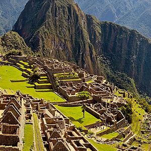 Machu Picchu, lost city of the Incas, Cuzco, Peru. Image shot 05/2013. Exact date unknown.