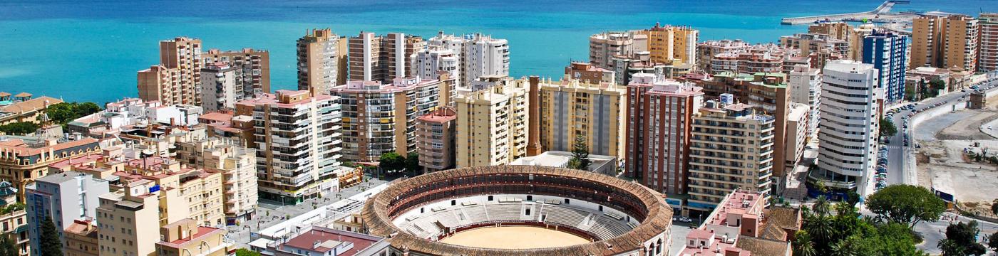 Малага недвижимость испании