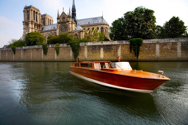 river limousine