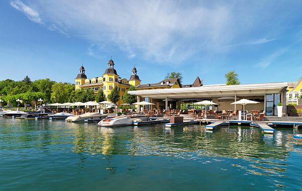 Schlosshotel-Velden-Falkensteiner-Seespitz