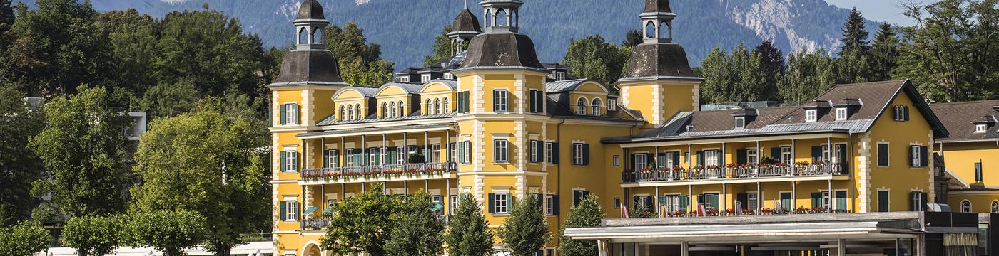Schlosshotel Velden Falkensteiner - Seespitz
