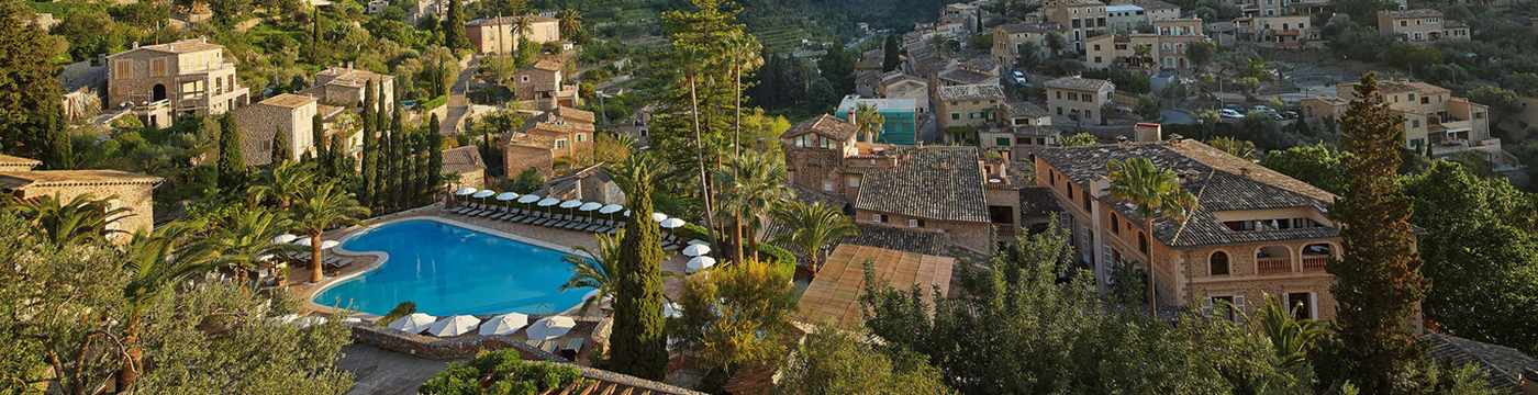 Фотография отеля Belmond La Residencia общий вид - Испания Мальорка
