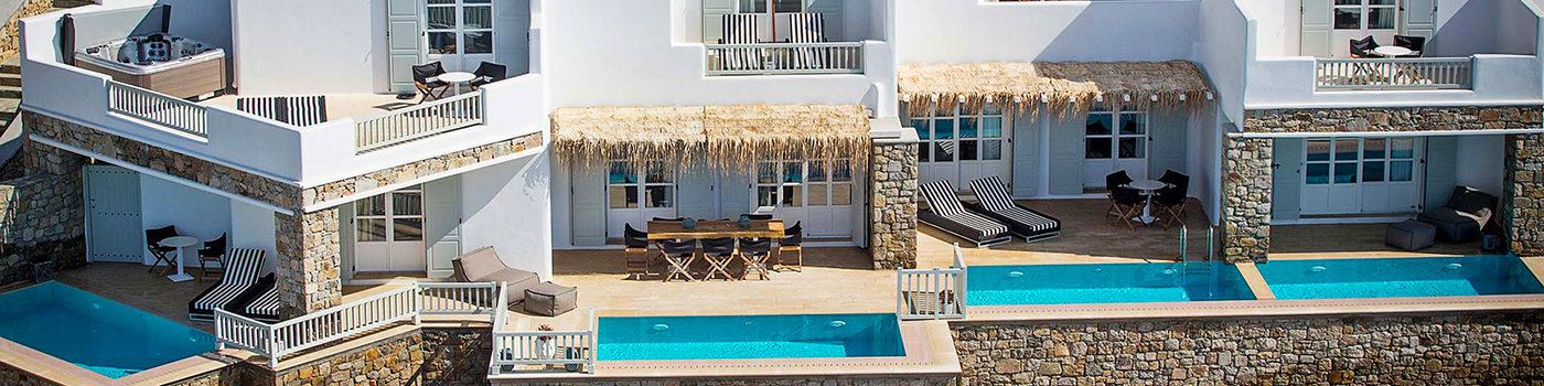 Фотография отеля Myconian Villa Collection номера отеля - Греция, Миконос