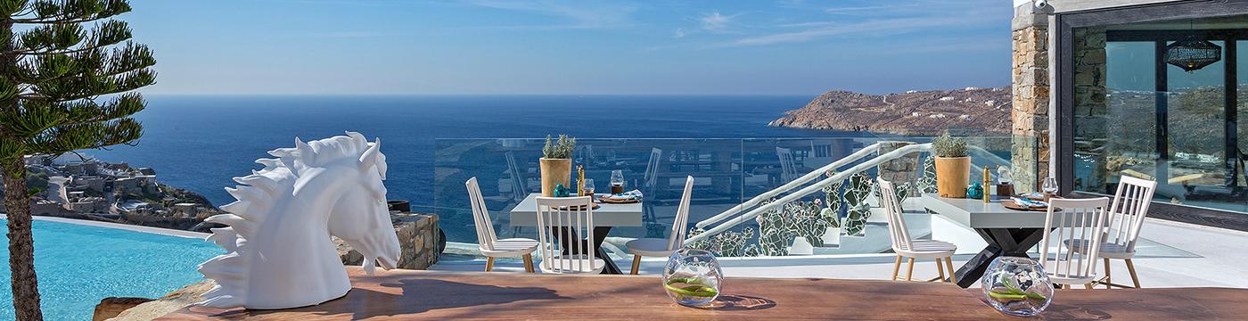 Фотография отеля Utopia Mykonos отель у Средиземного моря - Греция, Миконос