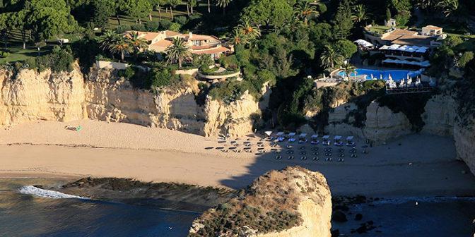Фотография отеля Vilalara Thalassa Resort отель аляж бухта океан - Португалия, Алгарве