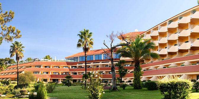 Фотография отеля Hotel Quinta do Lago фасад отеля - Португалия, Алгарве