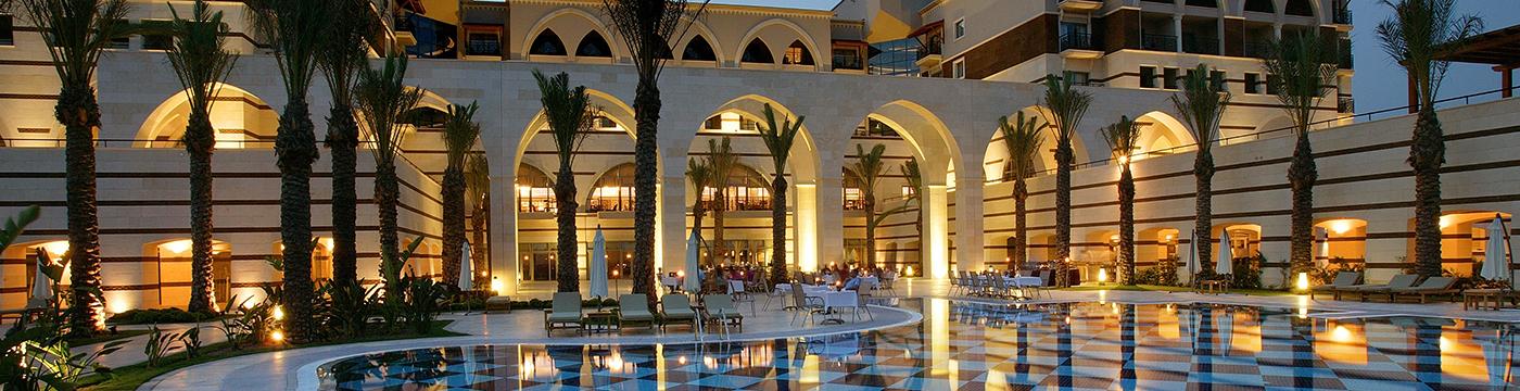 Фотография отеля Kempinski Hotel The Dome экстрерьер - Турция, Турецкая Ривьера, Белек
