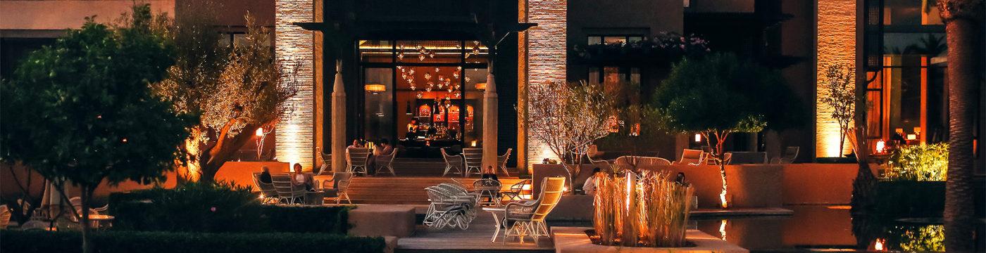 Фотография отеля Beachcomber Royal Palm вечер в отеле - Марокко, Марракеш