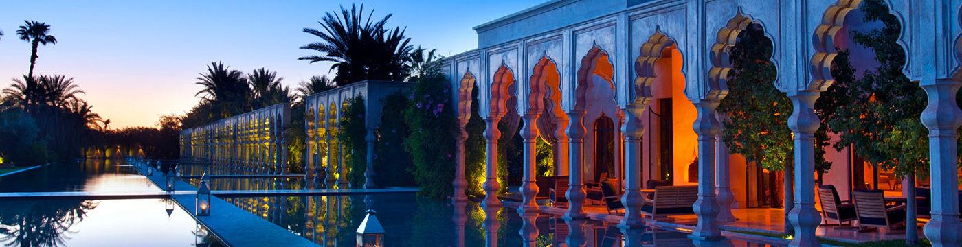 Фотография отеля Palais Namaskar променад - Марокко, Марракеш
