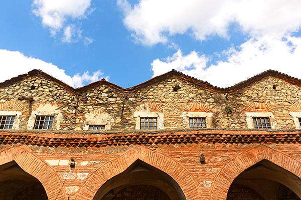 Каракей архитектура