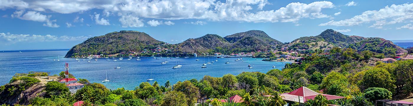 Guadeloupe отдых на Гваделупе