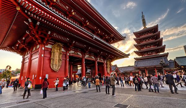 Токио Храм