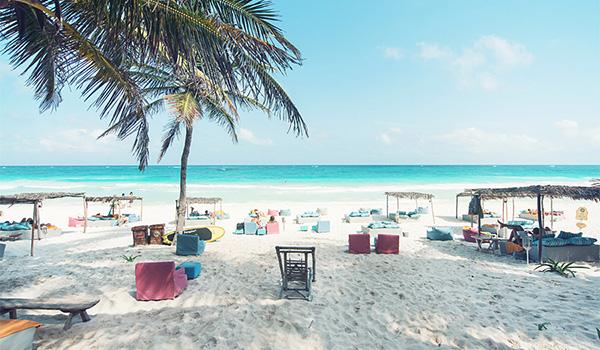 пляж милый