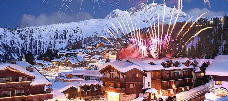Новогодние праздники в горнолыжной Европе