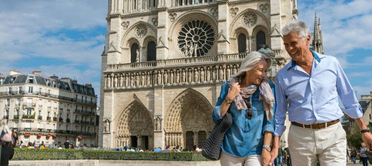 Групповой Родительский тур 60+. «Bonjour de France!»
